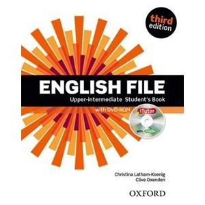 English File 3Ed Upper-Inter SB iTutor