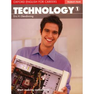 Technology 1. Oxford English for Careers. Podręcznik