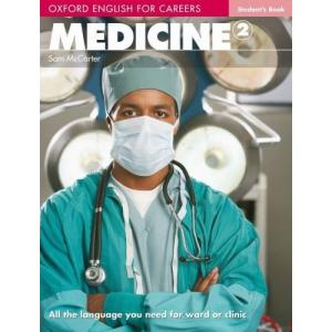 Medicine 2.   Oxford English For Careers. Podręcznik