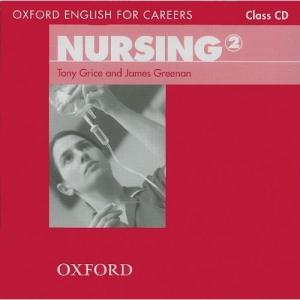 Oxford English for Careers. Nursing 2. CD do Podręcznika