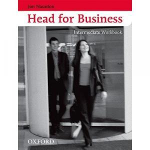 WYPRZEDAŻ Head For Business Intermediate Ćwiczenia   PRZED ZAPŁATĄ ZAPYTAJ SPRZEDAWCĘ O DOSTĘPNOŚĆ POZYCJI