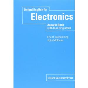 Oxford English for Electronics. Klucz