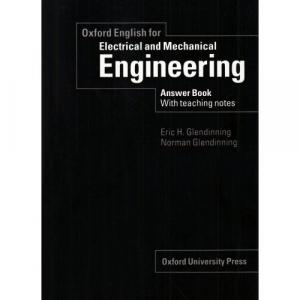 Oxford English for Electrical and Mechanical Engineering. Klucz