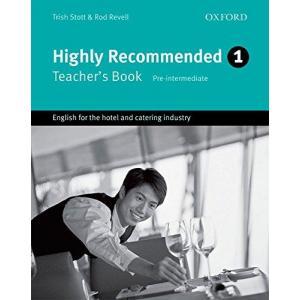 Highly Recommended 1 Pre-Intermediate. Książka Nauczyciela