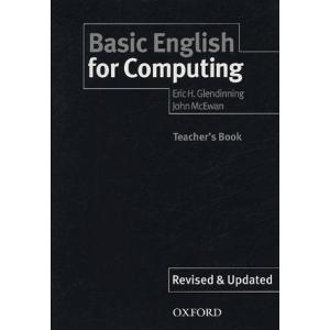 Basic English for Computing. Książka Nauczyciela