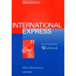 International Express NEW P-Int WB