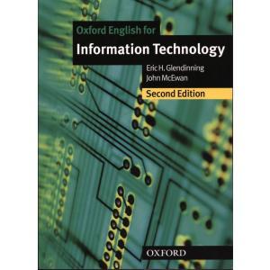 Oxford English for Information Technology. Podręcznik