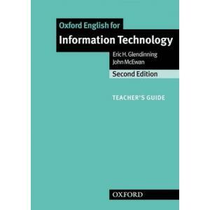 Oxford English for Information Technology. Książka Nauczyciela