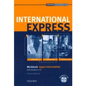 International Express Upper Intermediate New Edition. Ćwiczenia + CD