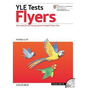 Cambridge Young Learners English Tests Flyers Pack +CD