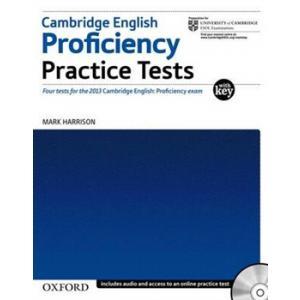 Proficiency CPE Practice Tests. Książka z Kluczem