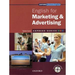 English for Marketing And Advertising. Podręcznik + CD