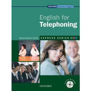 Express Work Skills. English for Telephoning. Podręcznik + CD