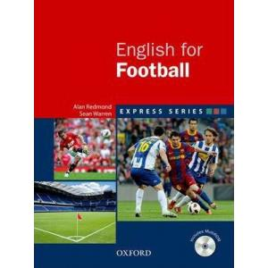 ES: English For Football SB Pack z CD-ROM