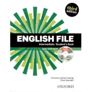 English File 3Ed Intermediate SB iTutor