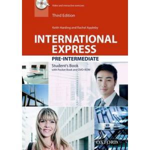International Express Pre-Intermediate 3rd Edition. Podręcznik + DVD