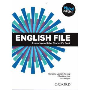 English File 3Ed Pre-Intermediate. Student's Book