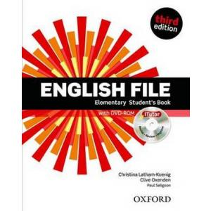 English File Elementary. Podręcznik + DVD