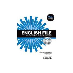English File Pre-Intermediate. Ćwiczenia bez Klucza + CD