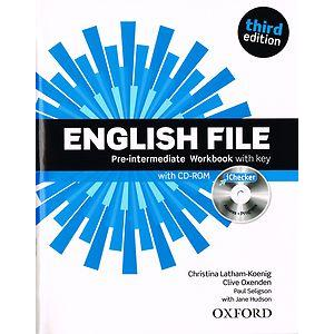 English File Pre-Intermediate. Ćwiczenia z Kluczem + CD