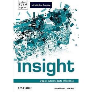 Insight Upper-Intermediate. Workbook with Online Practice