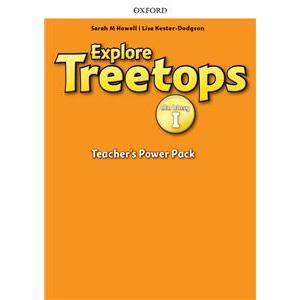 Explore Treetops 1 Teacher's Power Pack (PL)