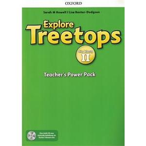 Explore Treetops 2 Teacher's Power Pack (PL)