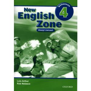 New English Zone 4. Ćwiczenia