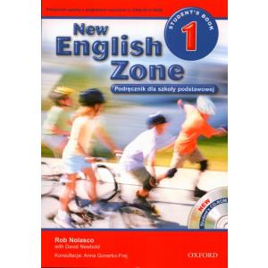 English Zone New 1 SB+CD
