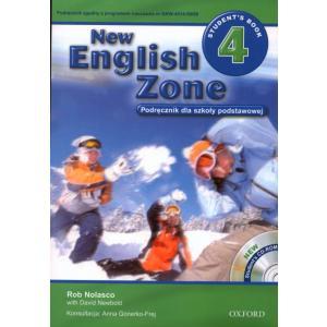 New English Zone 4. Podręcznik + CD-ROM