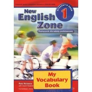 English Zone New 1 SB +vocab.book