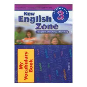 New English Zone 3.    Podręcznik + Zeszyt Do Słówek