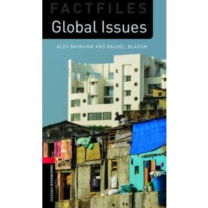 Global Issues. Level 2. Oxford Bookworms Library Factfiles + MP3