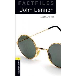 John Lennon. Level 1. Oxford Bookworms Library Factfiles + MP3