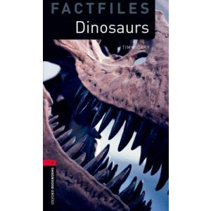 Dinosaurs. Level 3. Oxford Bookworms Library Factfiles + MP3