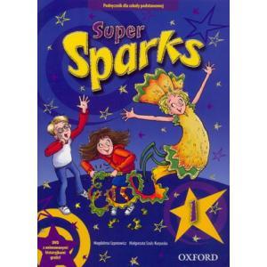 Super Sparks 1 Podręcznik + DVD