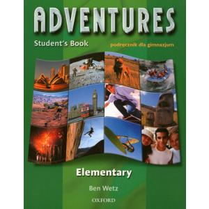 Adventures  Elementary. Podręcznik PL