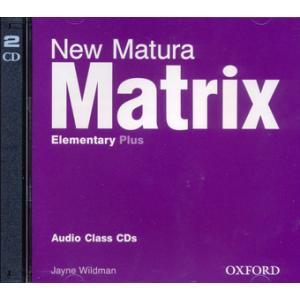 New Matura Matrix Elementary Plus.    CD do Podręcznika