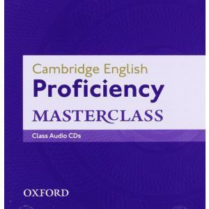 Proficiency Masterclass 3rd Edition. CD do Podręcznika