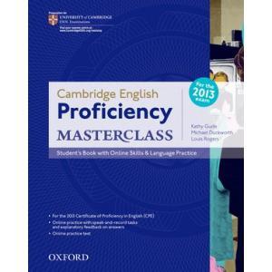 Proficiency Masterclass 3rd Edition. Podręcznik z Ćwiczeniami Online