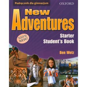 New Adventures Starter. Podręcznik