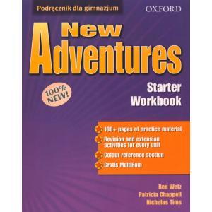 New Adventures Starter. Ćwiczenia
