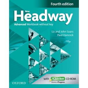 New Headway Advanced. Ćwiczenia bez Klucza + CD