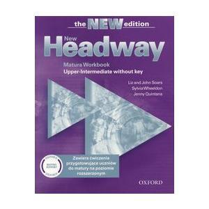 New Headway. 3rd edition. Upper-Intermediate. Matura Workbook without key