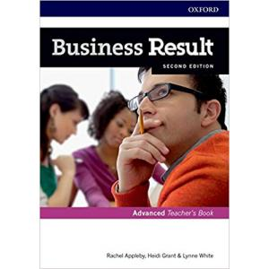 Business Result 2nd Edition Advanced. Książka Nauczyciela + DVD