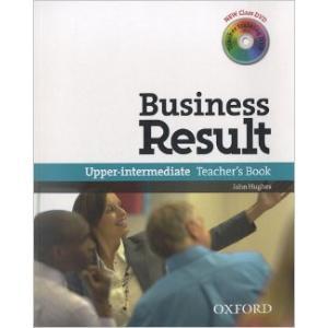 Business Result Upper-Intermediate. Książka Nauczyciela + DVD