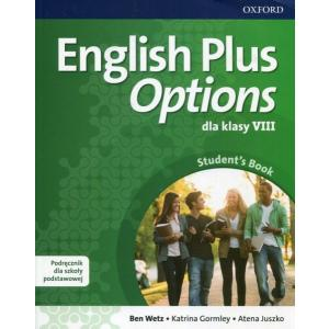 English Plus Options. Klasa 8. Podręcznik + MP3