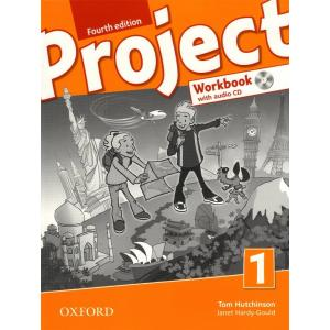 Project 4Ed 1 Workbook Pack and Online Practice + CD