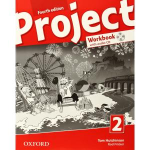 Project 2 4th Edition. Ćwiczenia + CD + Online Practice Pack