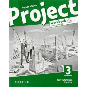 Project 4Ed 3. Ćwiczenia + CD + Online Practice
